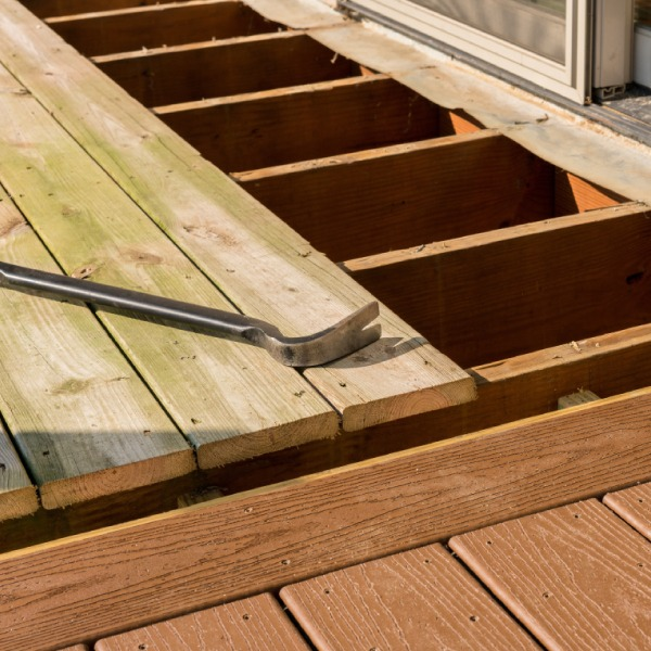 weston ct deck repair