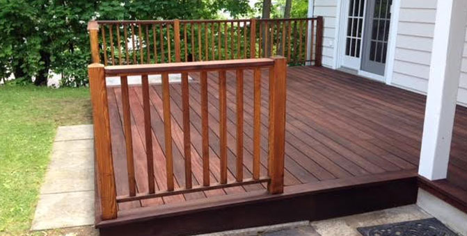 norwalk CT deck repair