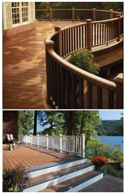 Danbury CT Composite Deck Repair & Wood Deck