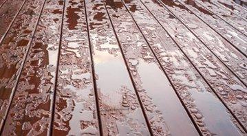Deck Sealing Service Fairfield