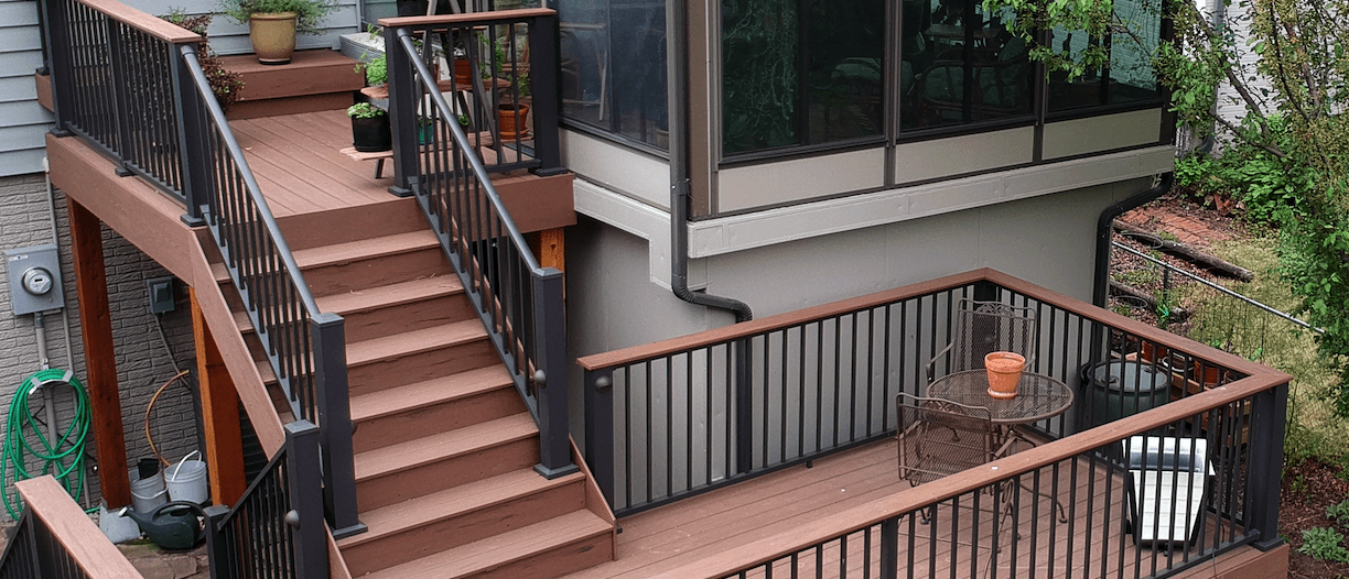 composite deck cleaning fairfield ct