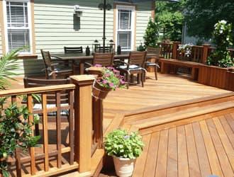 Fairfield CT Wood Deck Repair