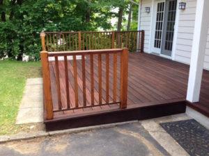 westchester deck sealing